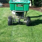 weed control fertilization spreader